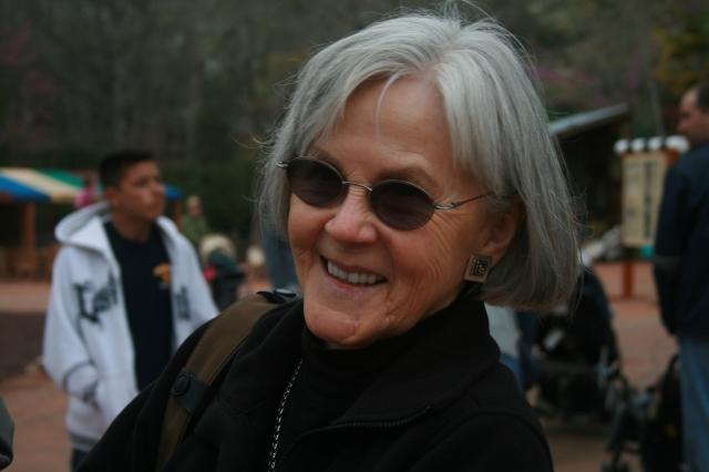 Oma in 2008