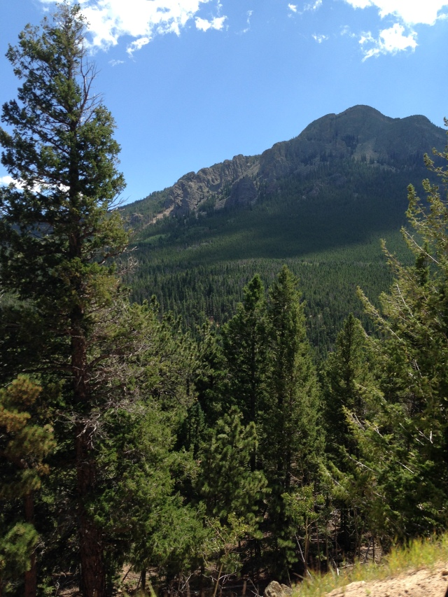 Beautiful Rocky Mountain National Park