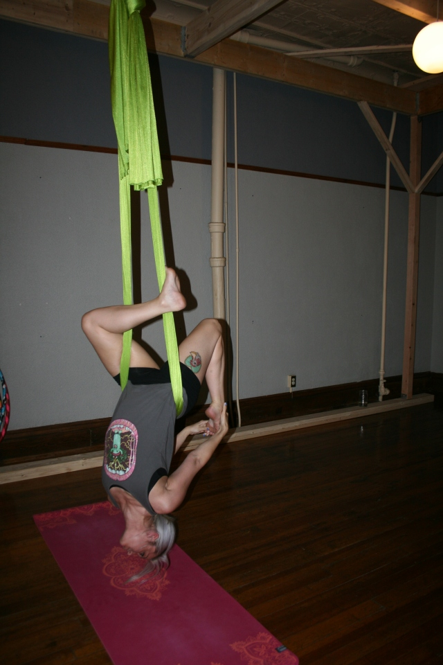 Come fly with Jessie on Fridays & Saturdays at Infinite Balance!