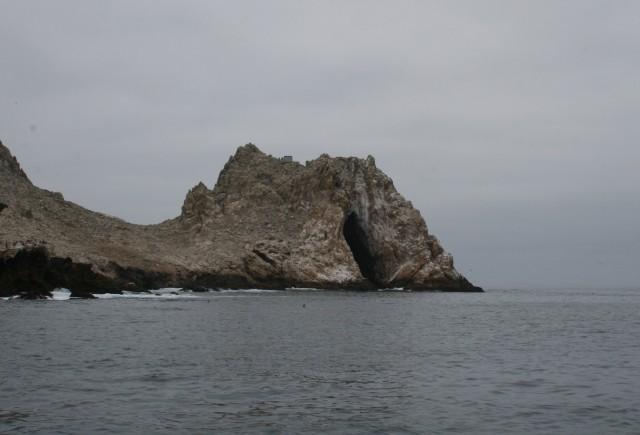 Fish poo-scented Farallone Islands