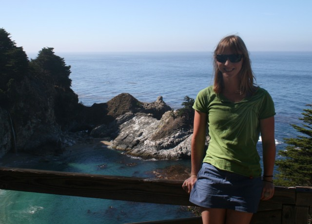 Hello, Pacific Ocean!